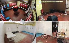 """Arsenal xấu mặt vì xả rác trong phòng thay đồ của đội bóng """"làng"""""""
