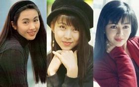 Nhan sắc của những mỹ nhân TVB thập niên 90: Chẳng cần photoshop vẫn đẹp đến nao lòng