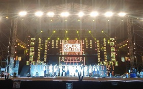 MBC Music K-Plus Concert: EXID, Se7en, A Pink, SEVENTEEN hot nhất đêm nhạc