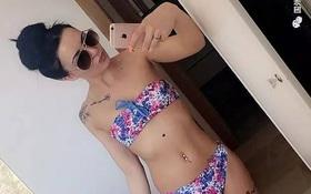 Cô gái trẻ may mắn thoát chết chỉ nhờ việc khoe một bức ảnh mặc bikini trên mạng xã hội