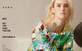 Shop online của Zara Việt Nam chính thức lên sóng, vẫn free ship cho đơn hàng dưới 1.299.000 VND?