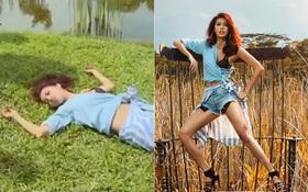 """Lại ngất xỉu, nhưng Minh Tú vươn lên hẳn thứ 2 """"Asia's Next Top Model""""!"""