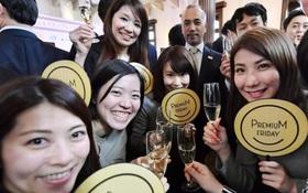 Nhật Bản: Công ty phát tiền thưởng cho nhân viên về nhà sớm