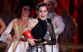 Emma Watson thắng giải diễn xuất ở hạng mục không phân biệt giới tính đầu tiên của MTV Awards