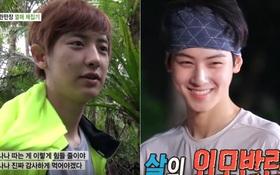 Mỹ nam Hàn Quốc khoe mặt mộc vô tư trên các show truyền hình!