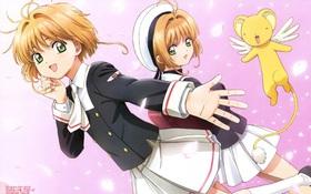 """""""Thủ Lĩnh Thẻ Bài Sakura"""" phần 2 ra mắt anime vào đầu năm 2018"""