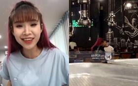 Clip: Khởi My livestream lên tiếng giải thích về bức ảnh khóa môi trong quán ăn