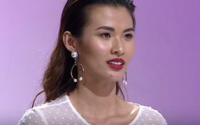 """Lý do Cao Thiên Trang rời trường quay khi Lại Thanh Hương bị loại khiến fan """"té ngửa"""""""
