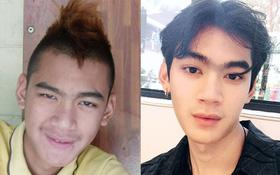 Choáng với nhan sắc thời trẻ trâu của trai đẹp The Face Men