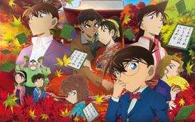 """Ngất ngây với """"Conan: Bản Tình Ca Đỏ Thẫm"""" - Phim điện ảnh trữ tình nhất hành trình 21 năm """"phá án"""" cùng Conan"""