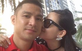 Hậu ồn ào tình cảm với Maya, chồng Tâm Tít khoe ảnh ngọt ngào bên vợ