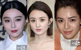 Nhan sắc không photoshop của 9 mỹ nhân tại nước ngoài: Phạm Băng Băng trang điểm quá dày, mỹ nhân kém tên tuổi bất ngờ nổi bật