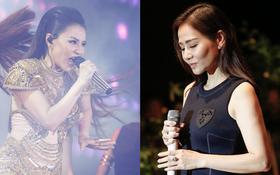 Trở lại sau 3 tháng nghỉ dưỡng, Thu Minh vẫn biểu diễn đầy máu lửa với lịch trình dày đặc