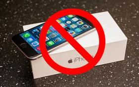 iPhone 7 256GB chính thức bị khai tử, dọn đường cho iPhone 8 và iPhone X
