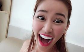 Sau hàng loạt ca phẫu thuật thẩm mỹ, Maya tiếp tục làm lại răng đều và trắng sáng đến chói lóa!