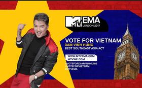 MTV Việt Nam chính thức giải thích và xin lỗi về lùm xùm của Đàm Vĩnh Hưng tại lễ trao giải EMA 2017