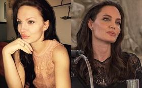 Người mẹ 2 con bất ngờ nổi tiếng vì quá giống ngôi sao Hollywood Angelina Jolie
