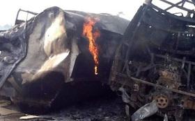 Nga: Tai nạn giao thông nghiêm trọng khiến 13 người chết, 12 người bị thương