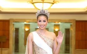 """BTC """"Hoa hậu Hoàn vũ Việt Nam 2017"""" nói gì về việc Phạm Hương đến trễ hơn 1 tiếng?"""