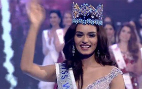 Miss World 2017: Người đẹp Ấn Độ đăng quang ngôi vị cao nhất, Mỹ Linh trượt Top 15