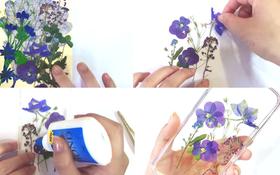 """12 ý tưởng biến ốp lưng điện thoại của bạn trở nên """"độc nhất vô nhị"""""""