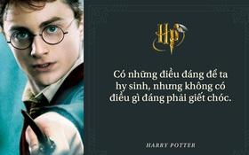 Đã 2 thập kỷ nhưng fan Harry Potter vẫn luôn nằm lòng những trích dẫn cùng mình lớn lên trong từng trang sách!