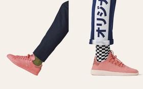 """Pharrell Williams và Stan Smith tái hợp cho BST mới toàn tone màu pastel """"đẹp mê hồn"""" của adidas"""