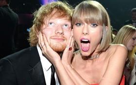 """Sự thật đằng sau nghi vấn Taylor Swift viết nhạc về """"ham muốn tình dục"""" với Ed Sheeran"""
