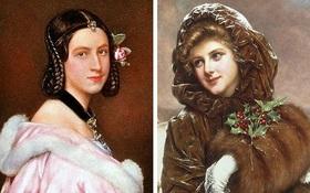 """Muốn môi, má ửng hồng không cần son phấn - liệu bạn có """"dám"""" thử phương cách từ thời Victoria này không?"""