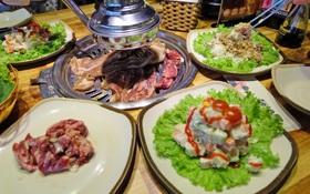 """Một bữa no nê với """"thiên đường ăn uống"""" tại Tân Mai"""