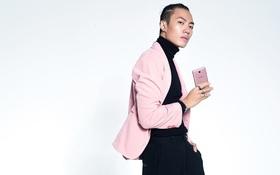 Đàn ông chọn phục trang hay đồ công nghệ sao phải bỏ qua màu hồng?