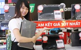 Mua laptop giá chỉ từ 4,9 triệu đồng, thêm cơ hội trúng vàng 9999 tại FPT Shop