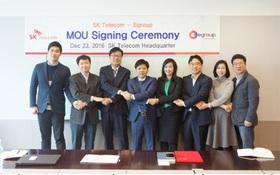 Độc đáo công nghệ robot do SK Telecom giới thiệu tại Việt Nam