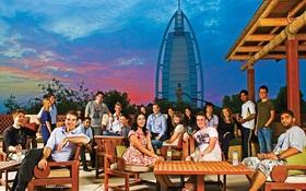 Bùng cháy với cơ hội học bổng với học viện Emirates tại Dubai
