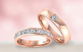 Nhẫn cưới nào hợp tính cách cô dâu của bạn?