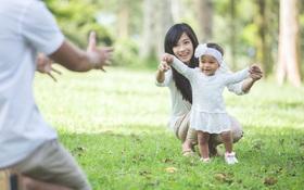 Khi vấp ngã trong cuộc đời, hãy học cách bước tiếp, hồn nhiên như một đứa trẻ