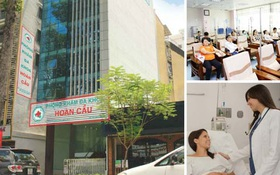 Phòng khám Đa khoa Hoàn Cầu: Nơi phái nữ gửi trọn niềm tin