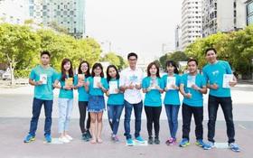Hành trình tặng sách độc đáo lần đầu tiên xuất hiện tại Việt Nam đã chính thức khởi động