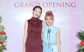 Giới trẻ Hà thành đứng ngồi không yên với Axi - Thương hiệu thời trang Hàn Quốc