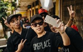 """Choáng với trình selfie """"sống ảo"""" của Kai Đinh & Ê kíp MV """"Điều buồn nhất"""""""
