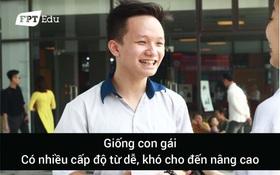 Chết cười khi nghe dân Toán phán giới tính cho môn học tủ