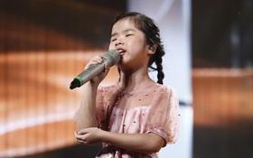 """Lặng người với ước mơ được nhìn thấy bầu trời của cô bé khiếm thị tại """"Vietnam Idol Kids"""""""