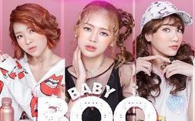 Các cô gái LIME dễ thương đột biến với MV Baby Boo