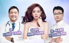 """Ca sỹ Minh Hằng ngồi """"ghế nóng"""" """"Hành trình lột xác"""" 2017"""