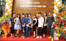"""Dàn hot teen """"đọ dáng"""" trong sự kiện tại Hà Nội"""