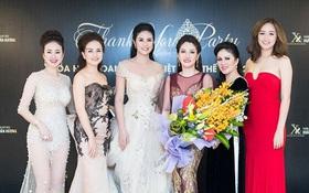 Dàn Hoa hậu, Á hậu Việt lộng lẫy khoe sắc tại sự kiện