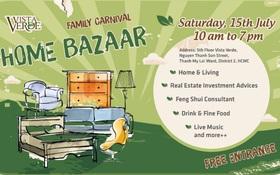 Home Bazaar 2017 – Lễ hội lớn nhất trong năm cho các gia đình đây rồi