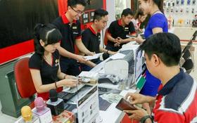 Đóng tiền điện, nước, internet, trả góp tại FPT Shop trúng xe Honda Vision