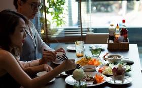 Nhà hàng Việt mang phong cách châu Âu giữa lòng Sài Gòn