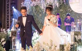 Đám cưới chục tỷ gây xôn xao của cặp đôi Hà thành